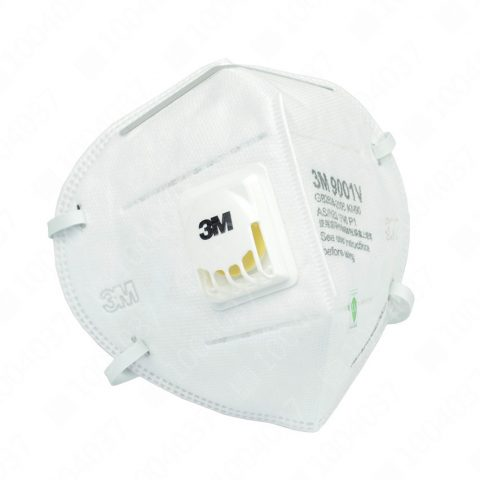 3M 9001V防雾霾口罩
